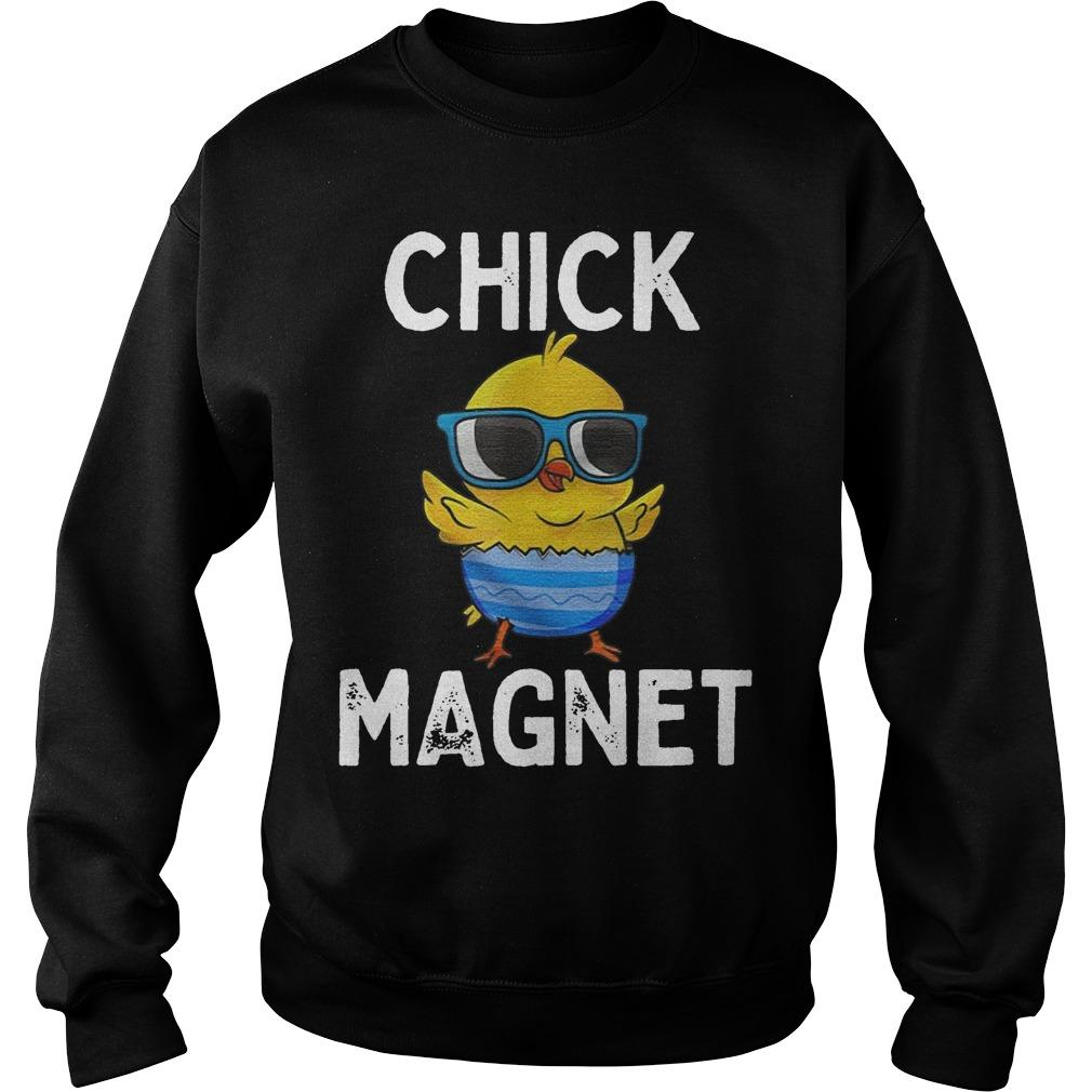 Easter Chicken Chick Magnet Sweater