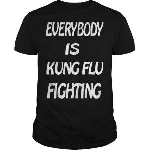 Everybody Is Kung Flu Fighting Shirt