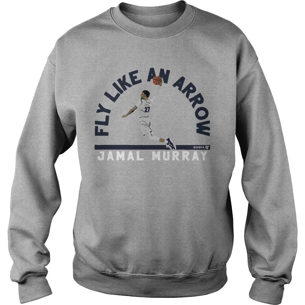 Fly Like An Arrow Jamal Murray Sweater