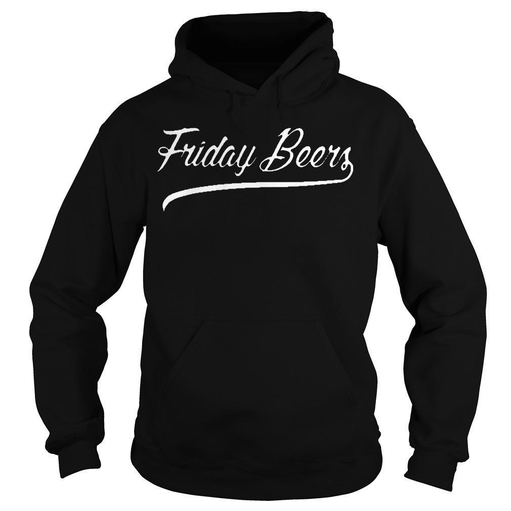 Friday Beers Hoodie