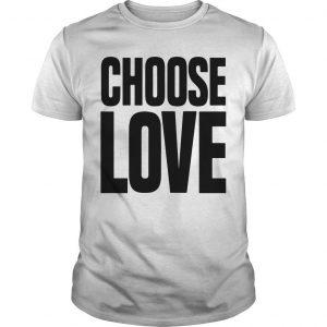Funeral Caroline Flack Choose Love T Shirt