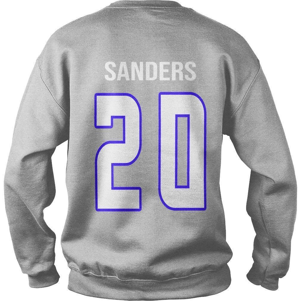 Garth Brooks Barry Sanders Sweater