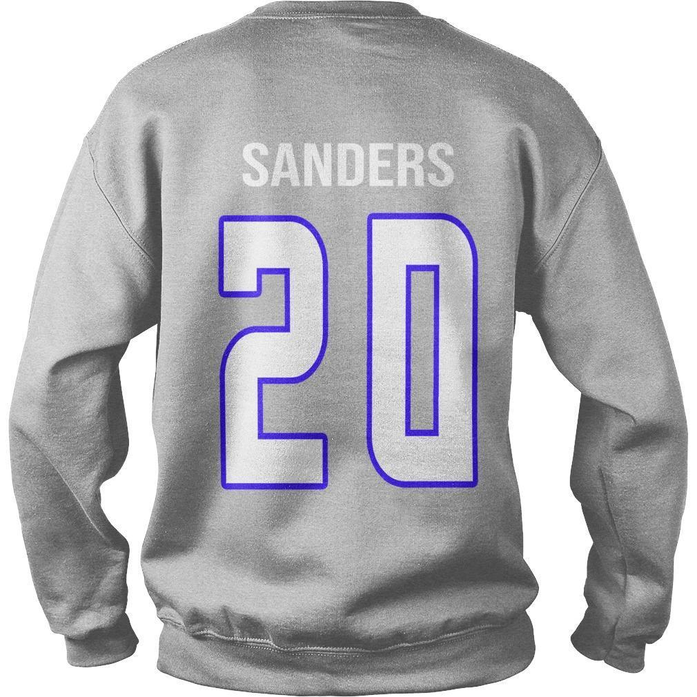 Garth Brooks Sanders Sweater
