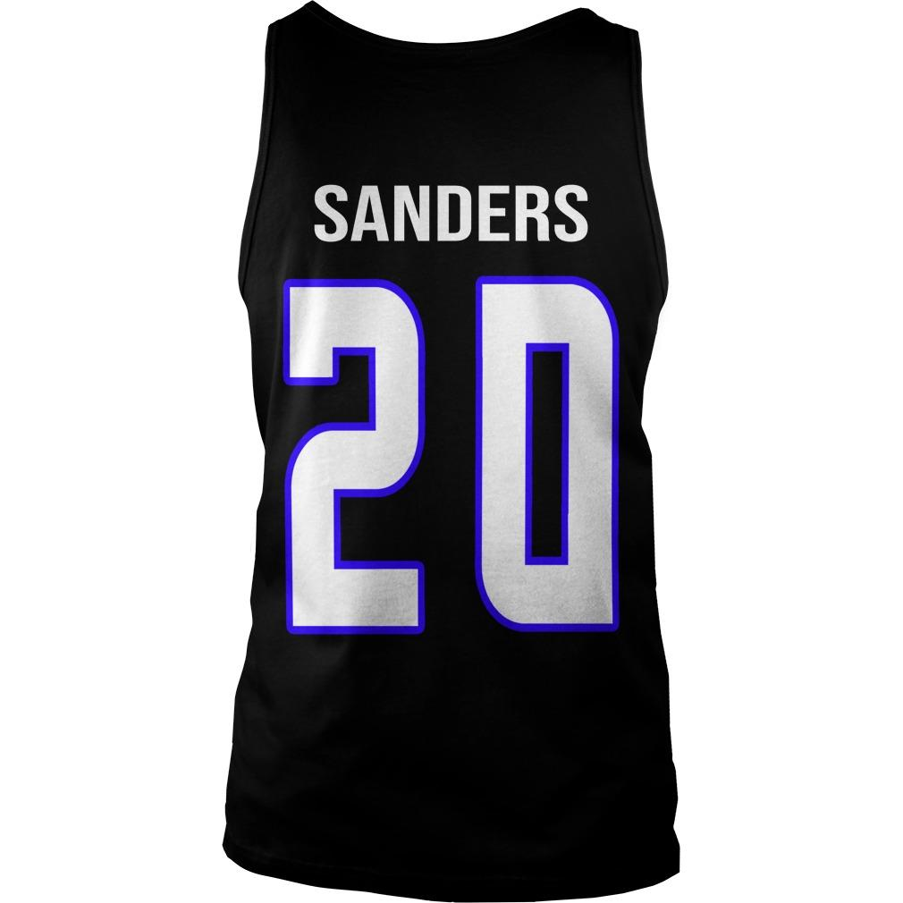 Garth Brooks Sanders Tank Top