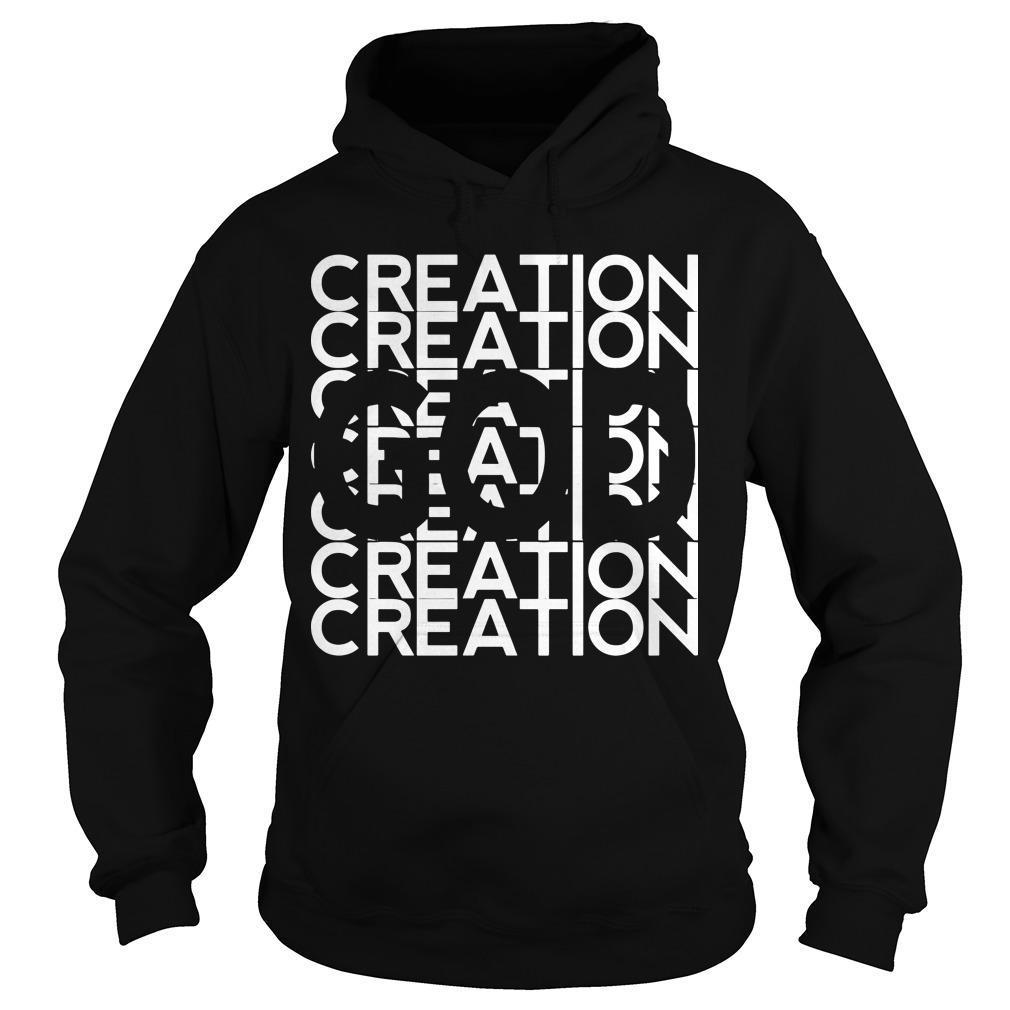 God In Creation Hoodie