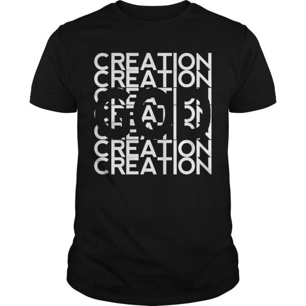 God In Creation Shirt