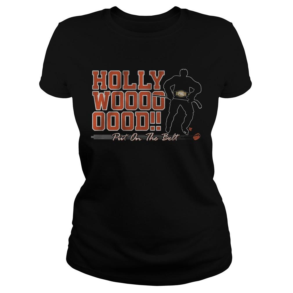 Hayes Hollywood Put On The Belt Longsleeve