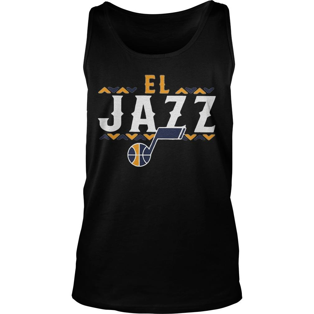Jersey El Jazz Tank Top