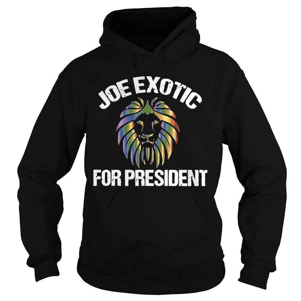 Joe Exotic Hoodie