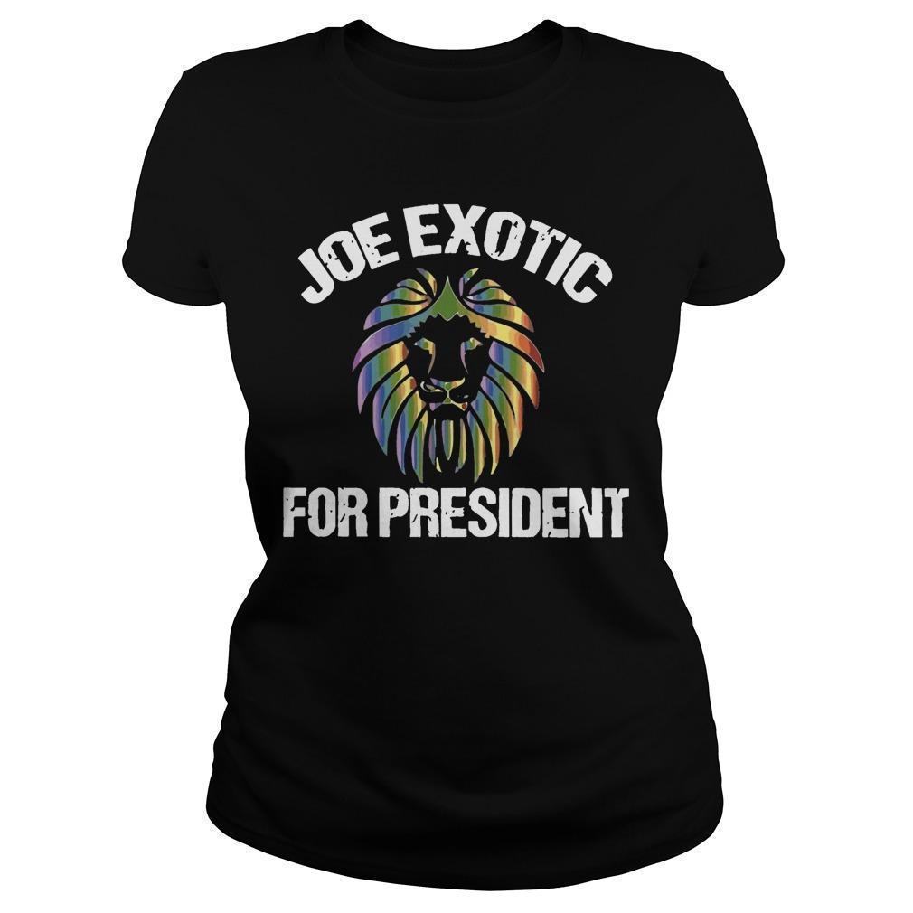 Joe Exotic Longsleeve