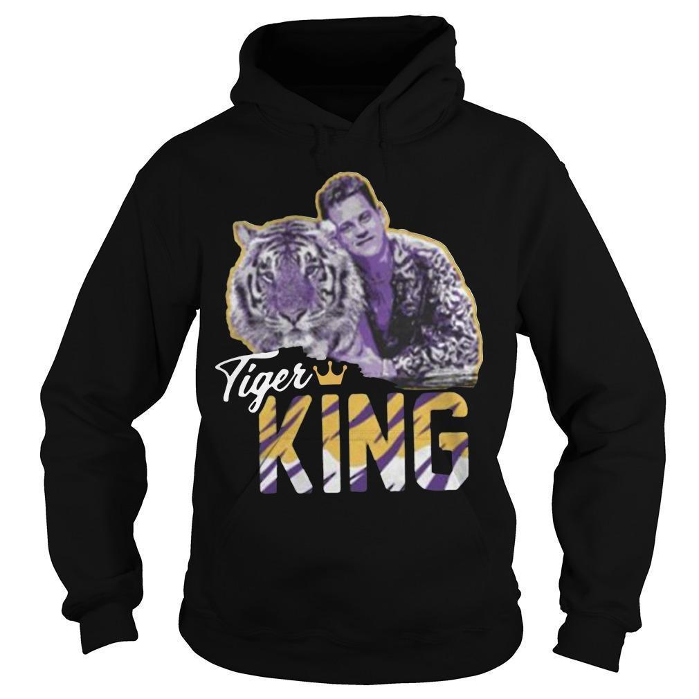 King Tiger T Hoodie