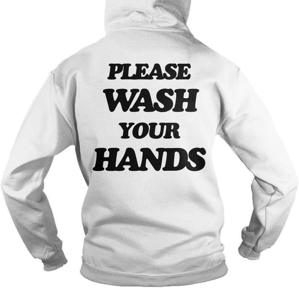Scott Disick Wash Your Hands Hoodie
