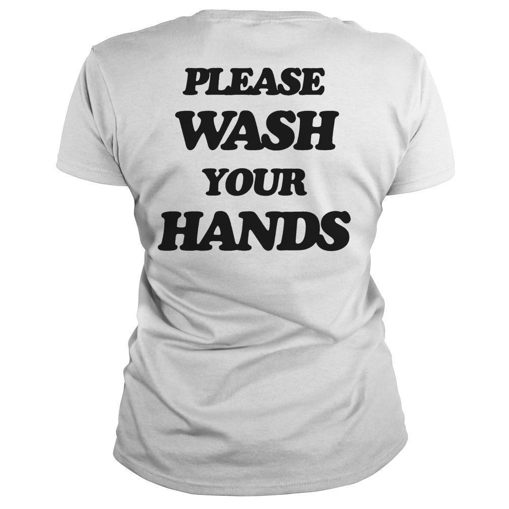 Scott Disick Wash Your Hands Longsleeve