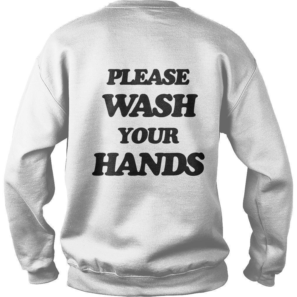 Scott Disick Wash Your Hands Sweater
