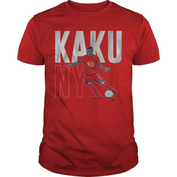 Soccer New York Kaku Shirt