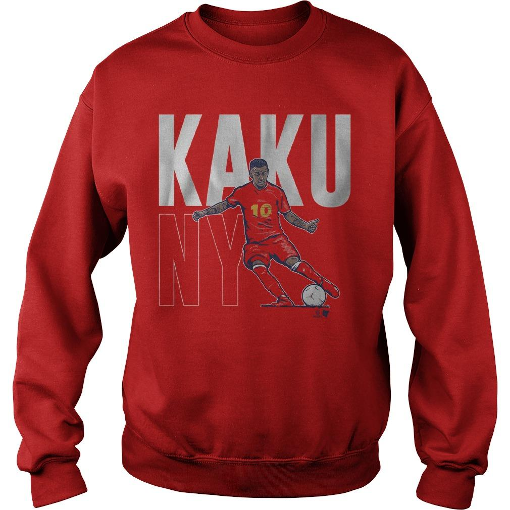 Soccer New York Kaku Sweater