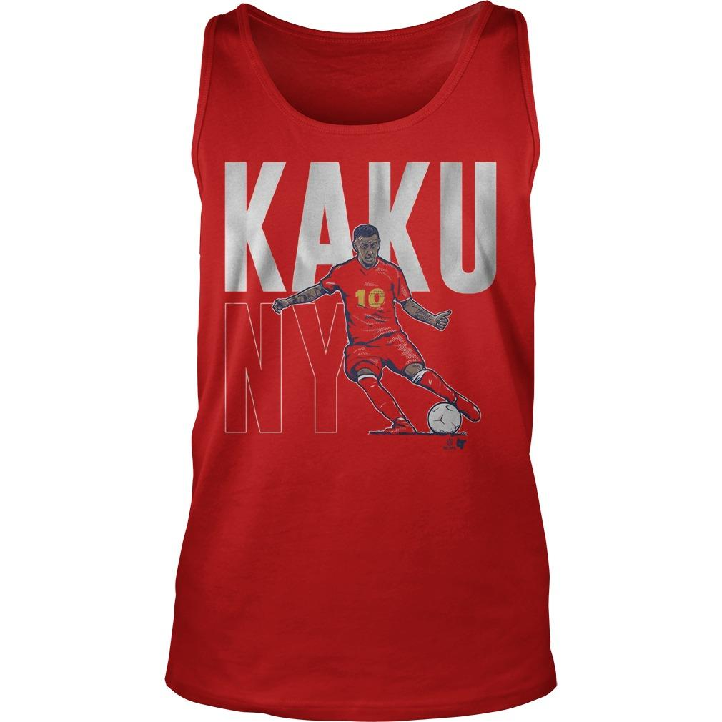 Soccer New York Kaku Tank Top