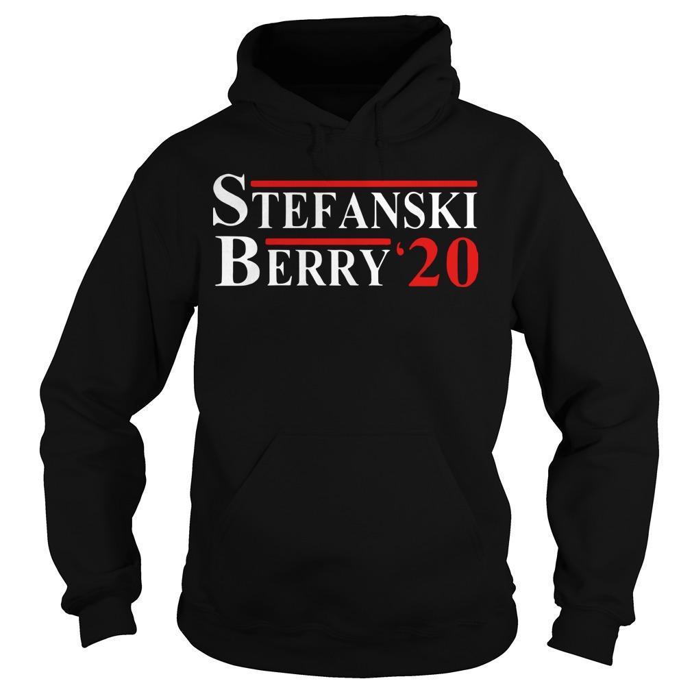 Stefanski Berry 20 Hoodie