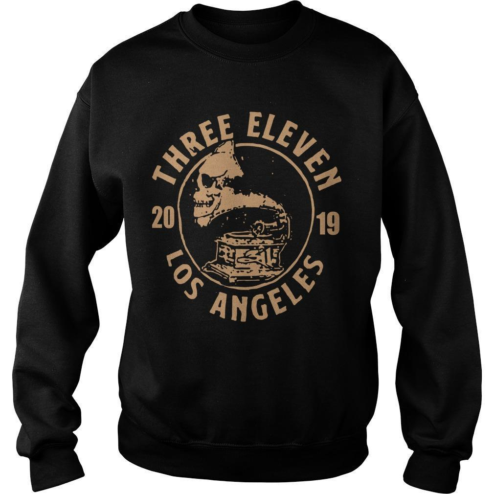 Three Eleven Los Angeles 2019 Sweater