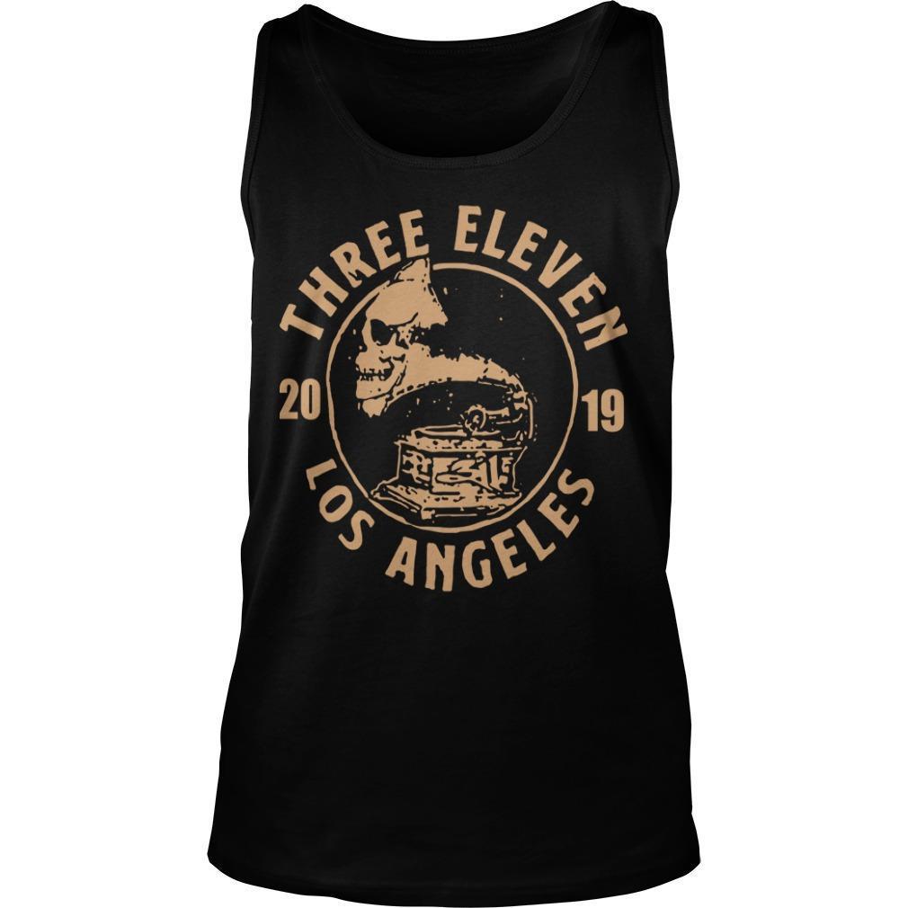 Three Eleven Los Angeles 2019 Tank Top