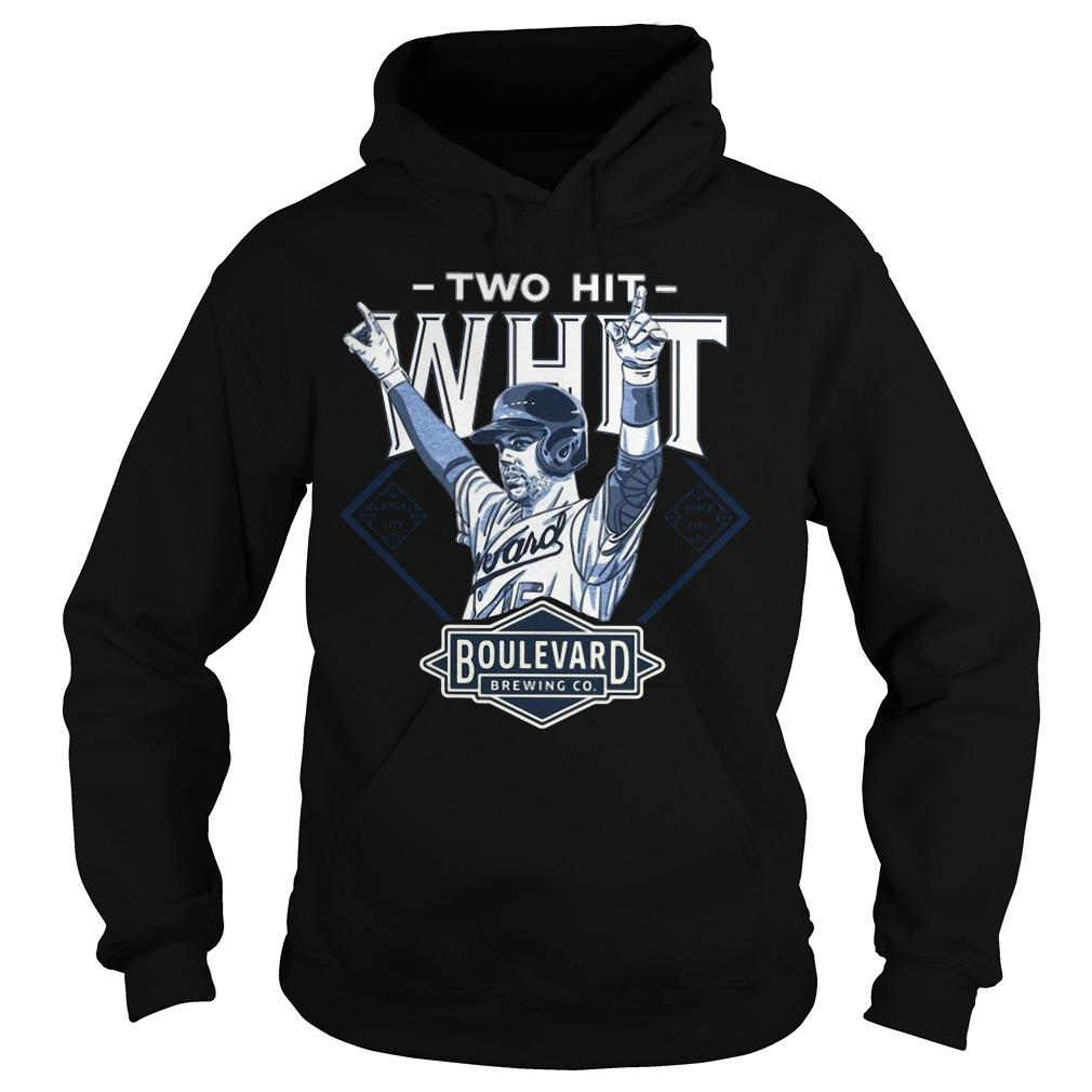 Two Hit Whit Boulevard Brewing Co Hoodie