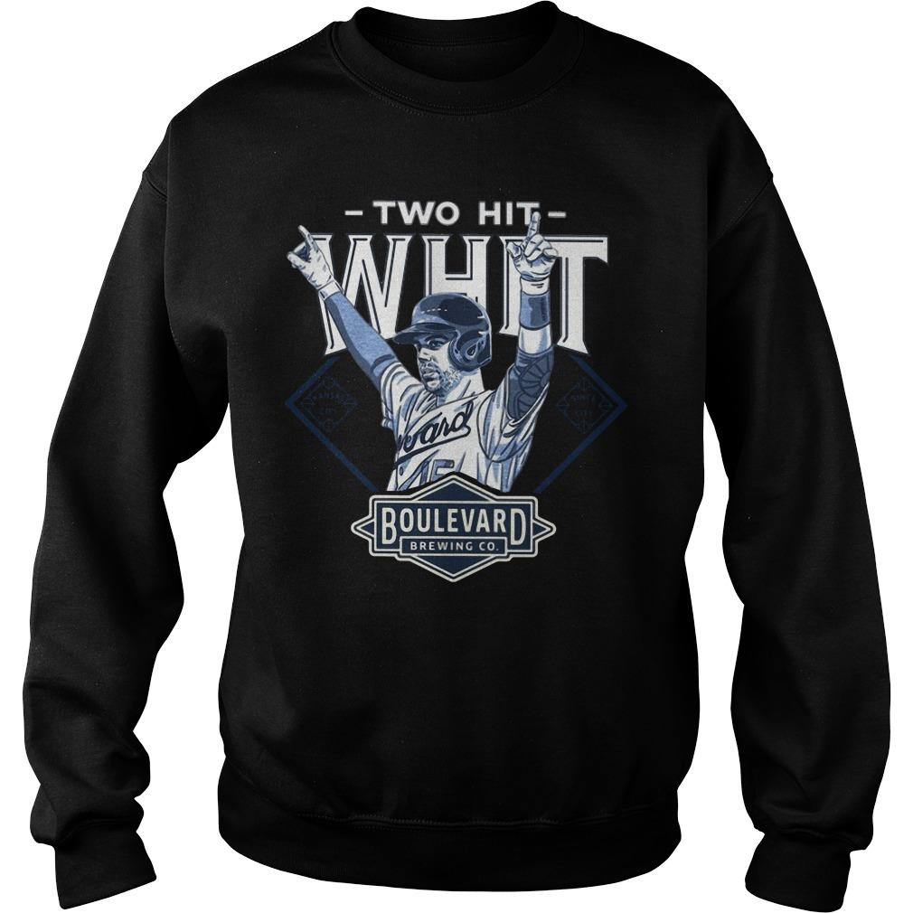 Two Hit Whit Boulevard Brewing Co Sweater