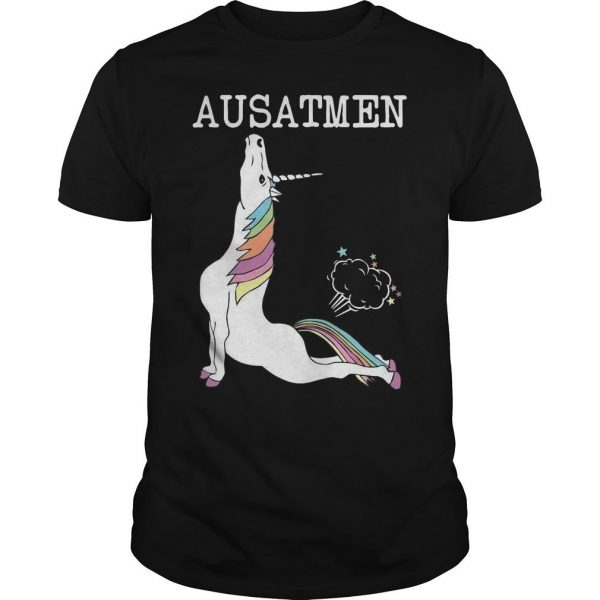 Unicorn Ausatmen Shirt