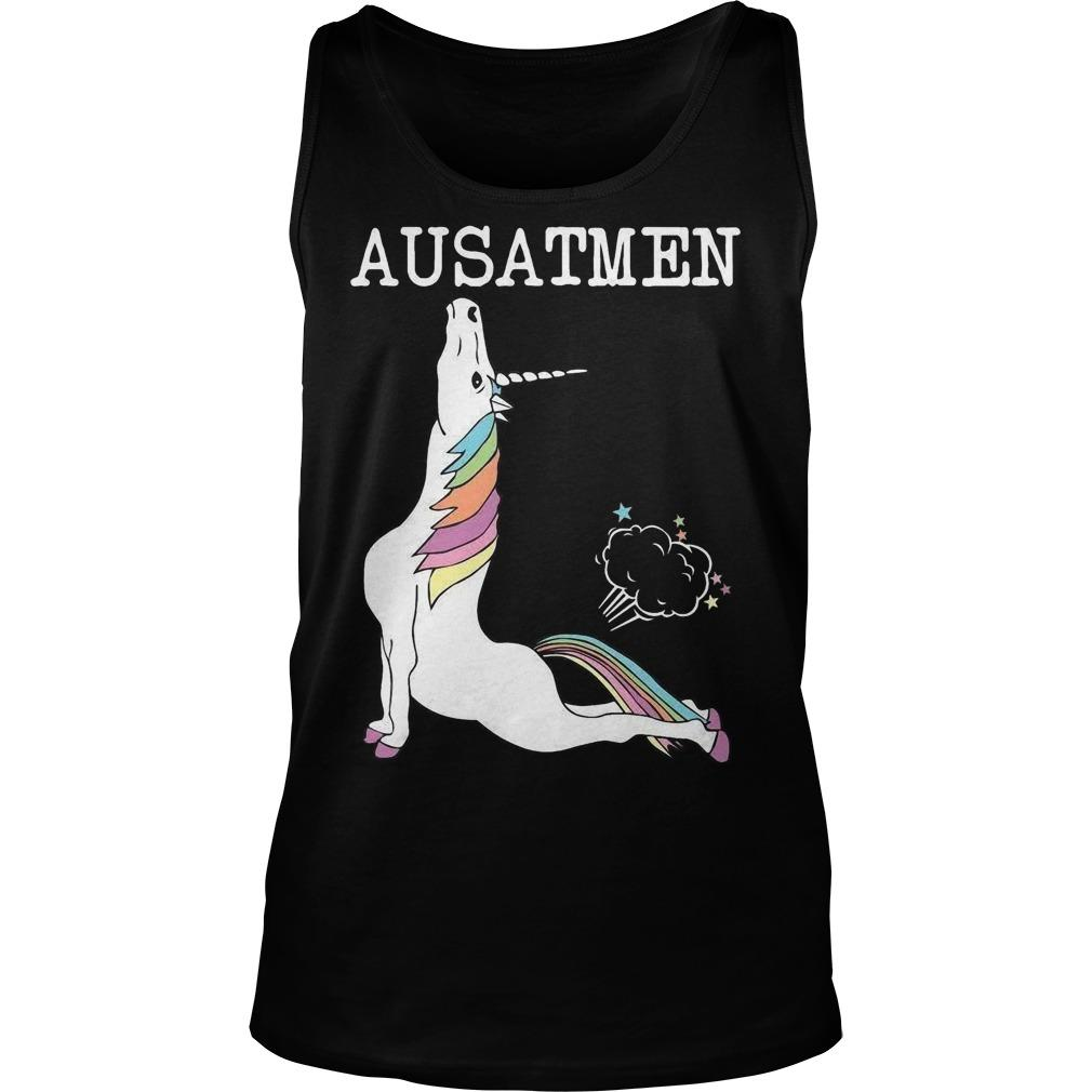 Unicorn Ausatmen Tank Top