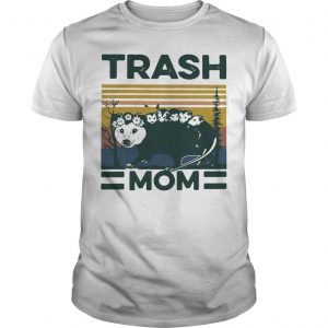 Vintage Rat Trash Mom Shirt