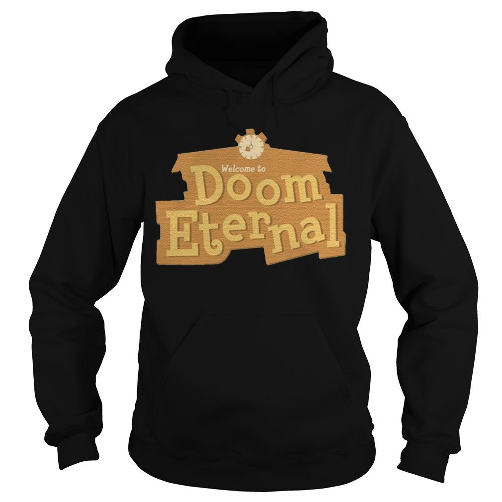 Welcome To Doom Eternal Hoodie