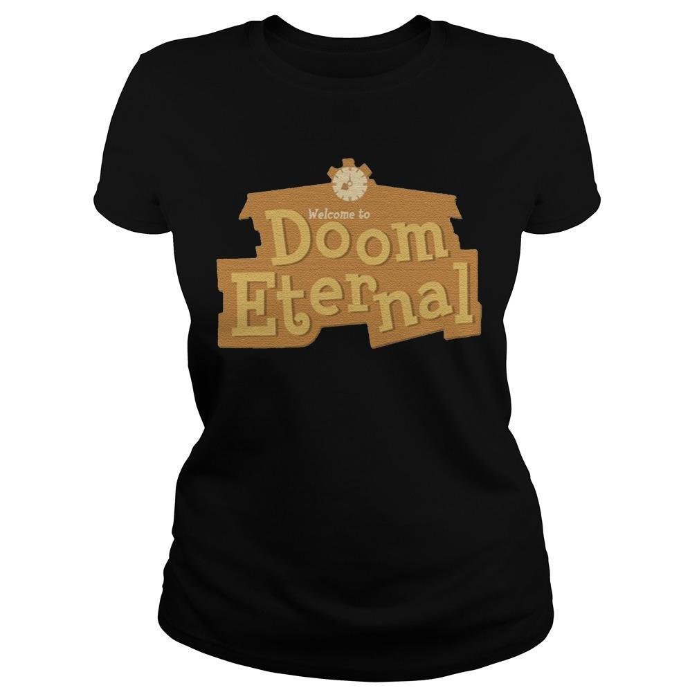 Welcome To Doom Eternal Longsleeve