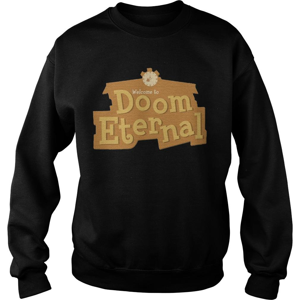 Welcome To Doom Eternal Sweater