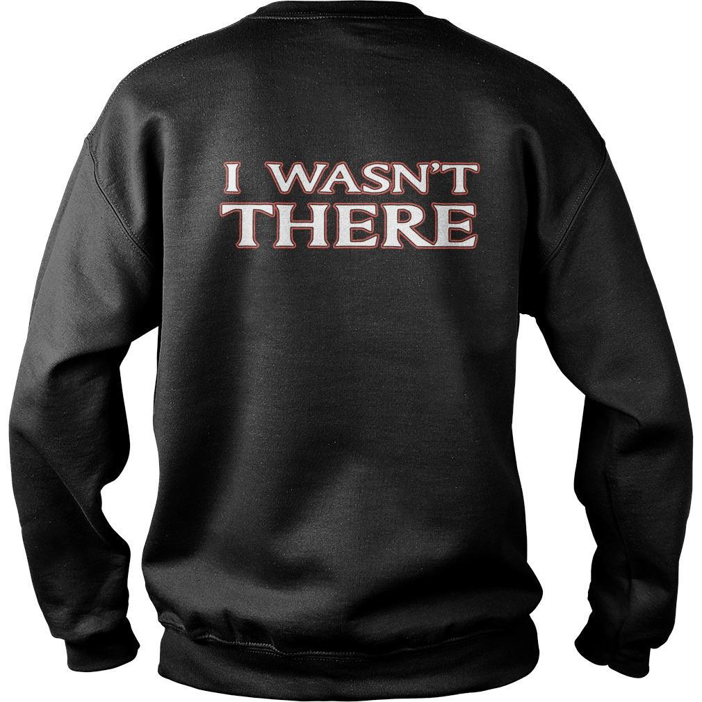 Wrestlemania Too Big For One Night Sweater