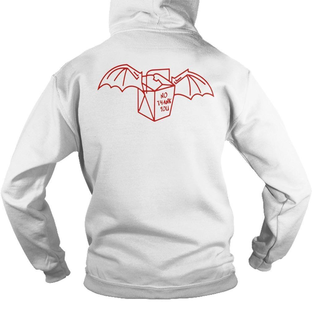 Bat Fried Rice T Hoodie