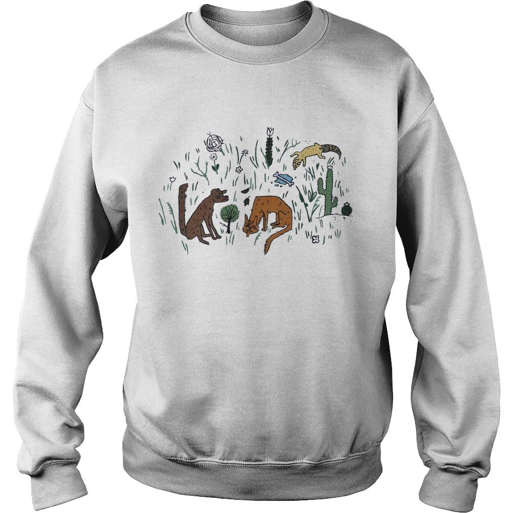 Bella Carmin Nature Dogs Sweater