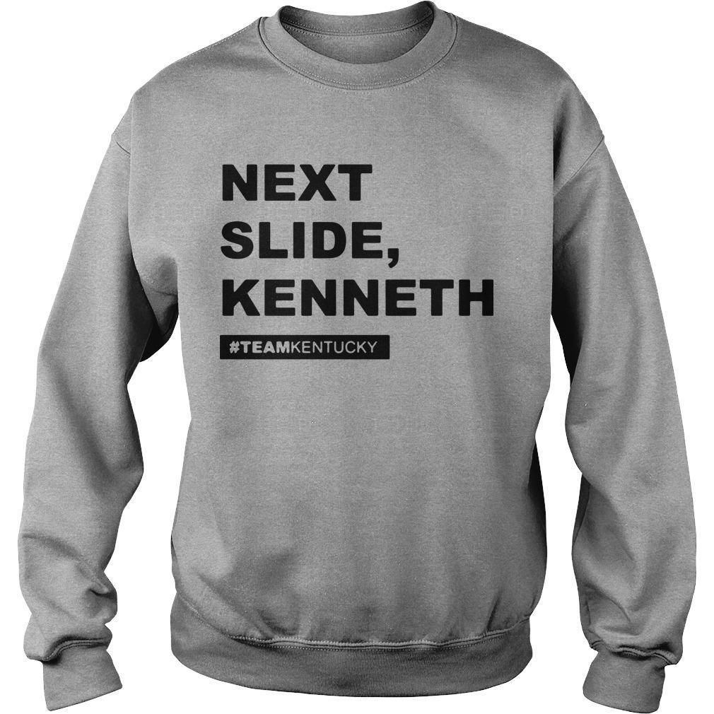 Beshear Gear Team Kentucky Sweater