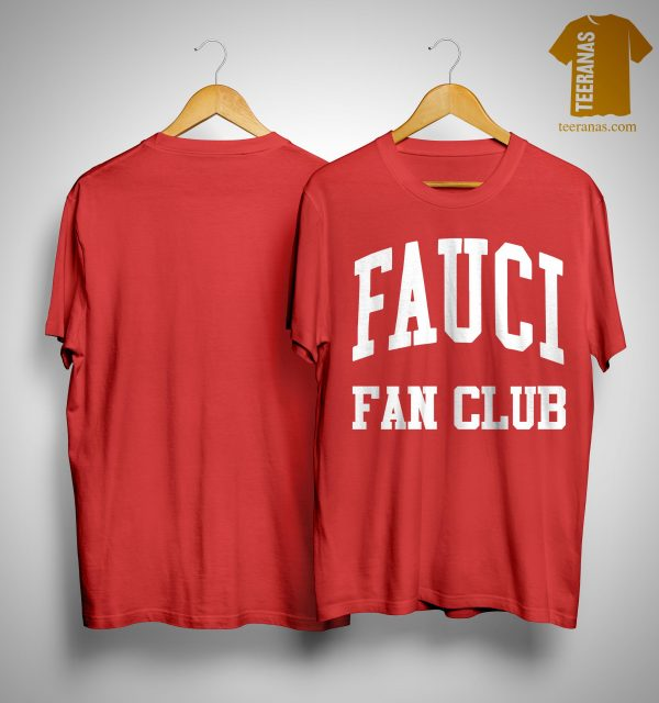 Bobby Bones Fauci Fan Club Shirt