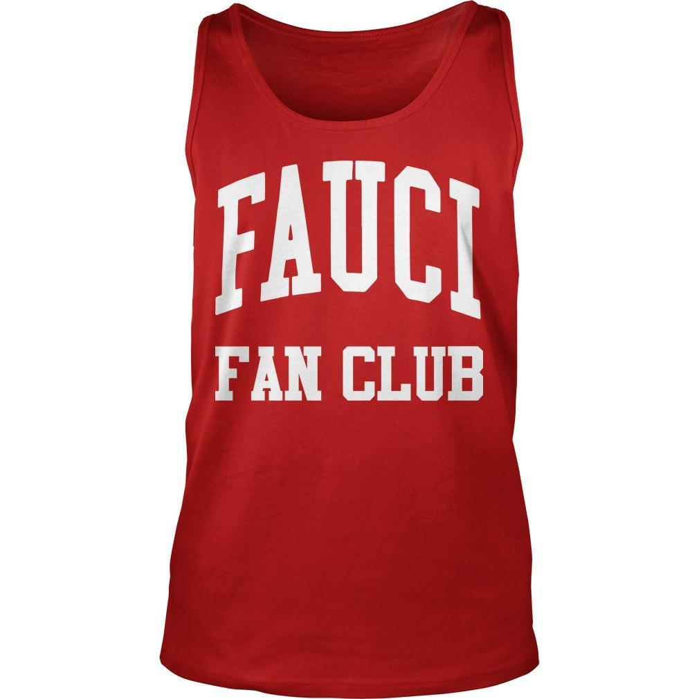 Bobby Bones Fauci Fan Club Tank Top