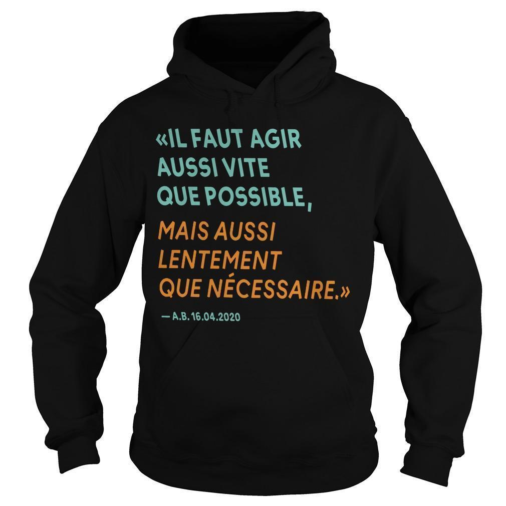 By The Way T Alain Berset Hoodie