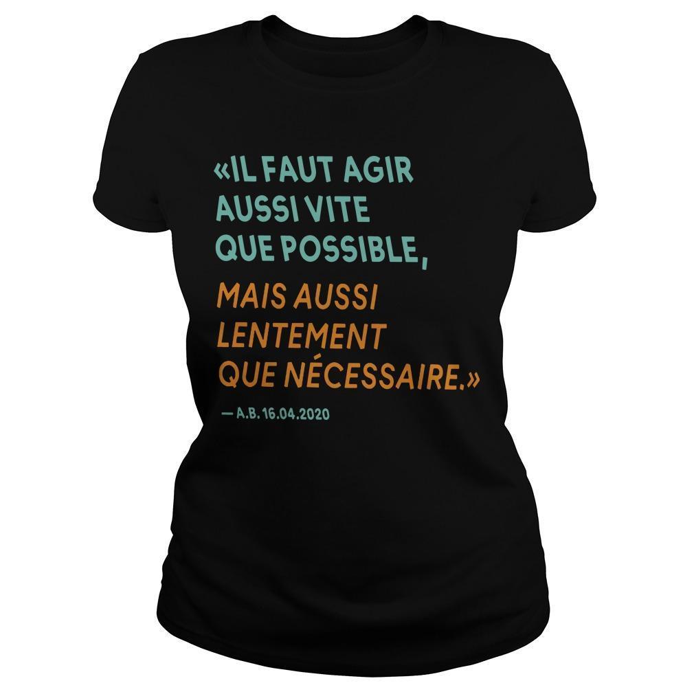By The Way T Alain Berset Longsleeve