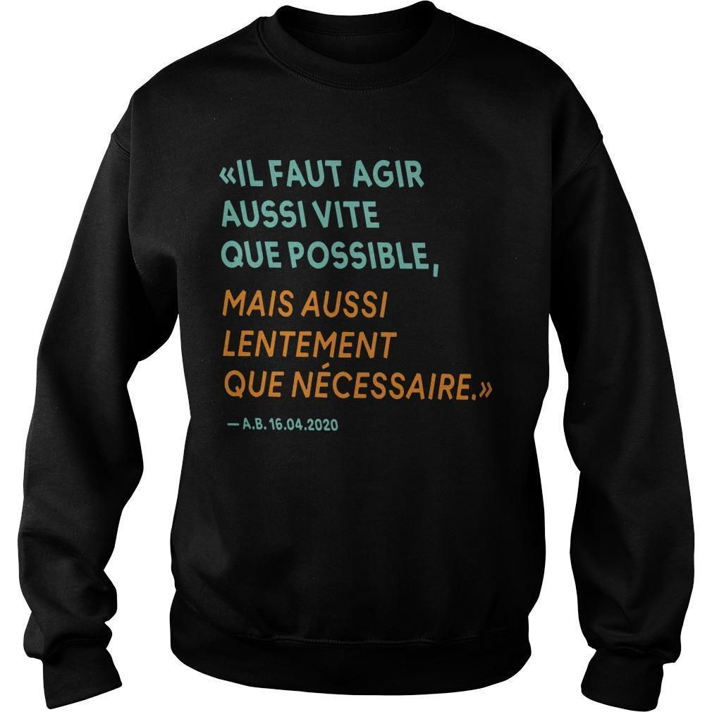 By The Way T Alain Berset Sweater