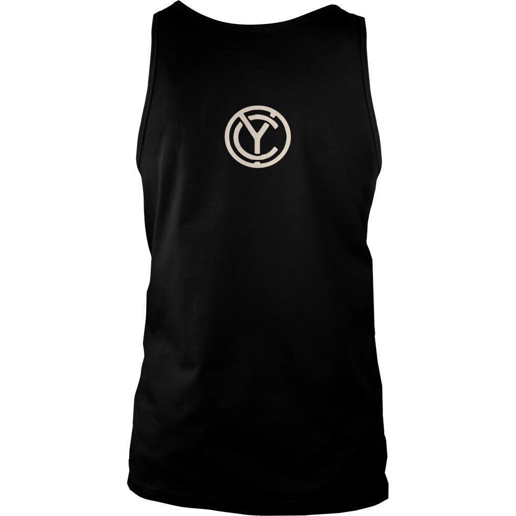 Chris Young Music 12 Fl Oz Serve Cold Hold My Beer Watch This Tank Top
