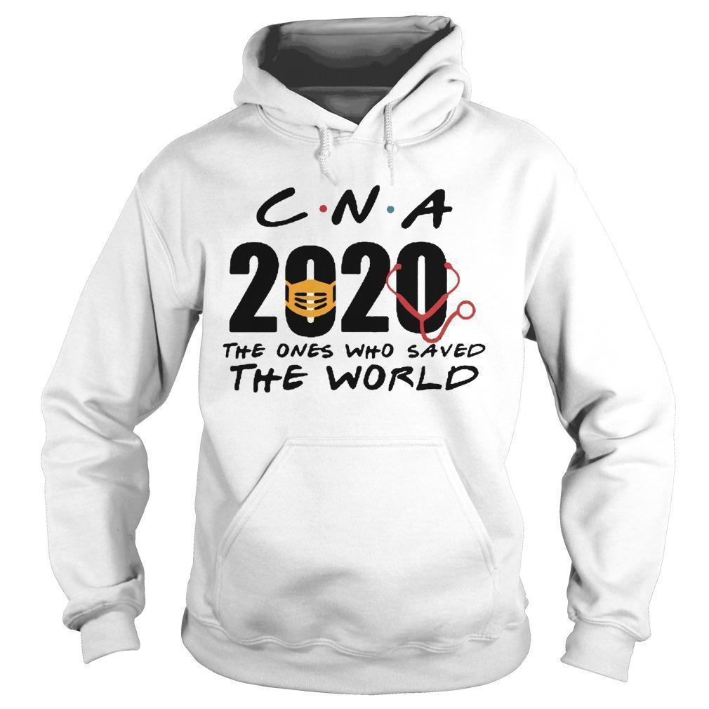 Cna 2020 The Ones Who Saved The World Hoodie