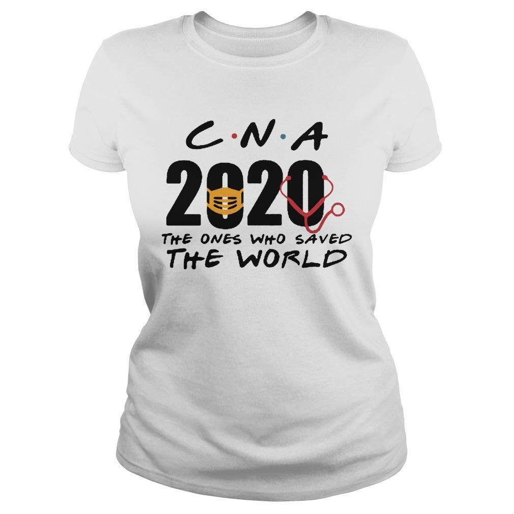 Cna 2020 The Ones Who Saved The World Longsleeve