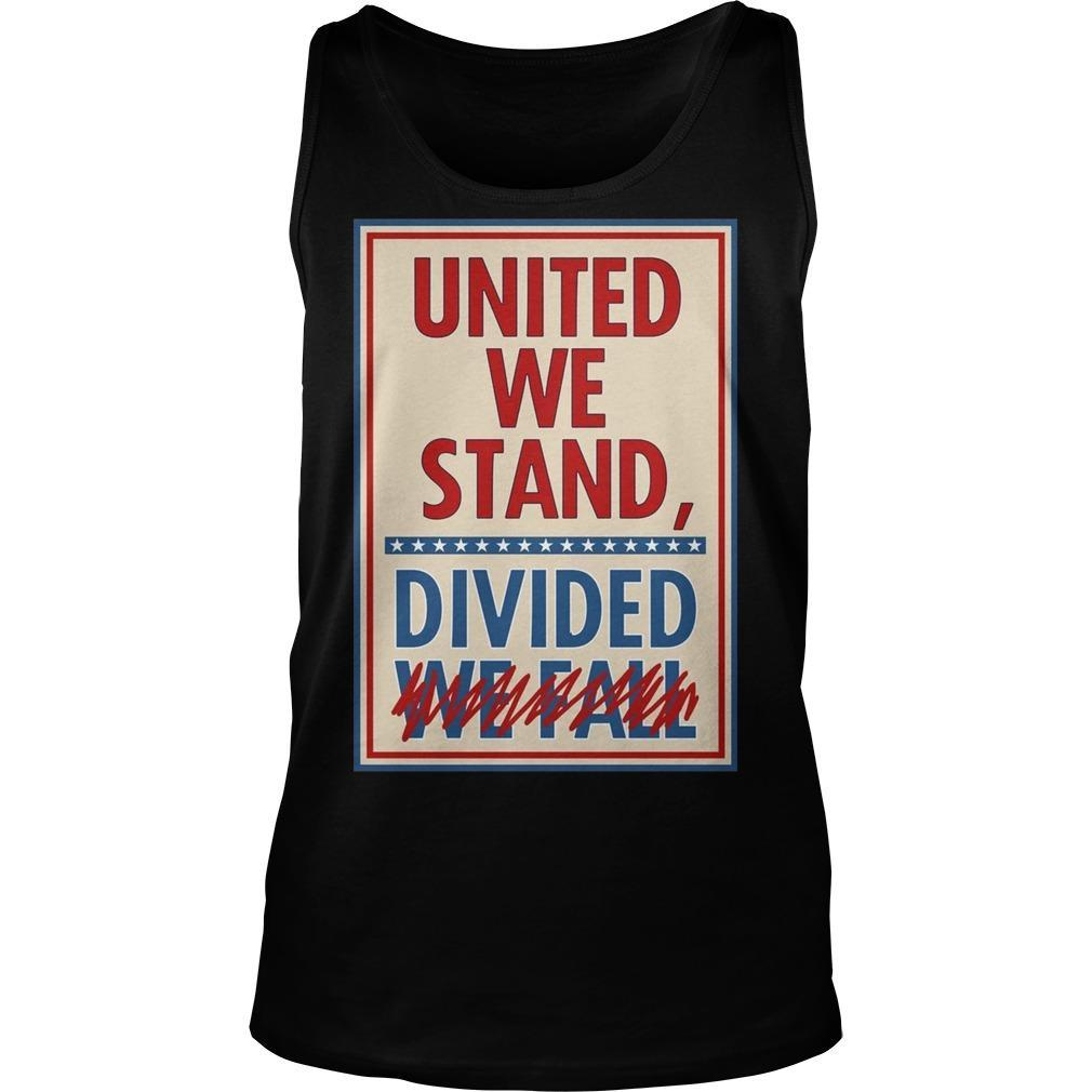 Colbertlateshow United We Stand Tank Top