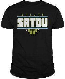 Dallas Satou 2020 Shirt