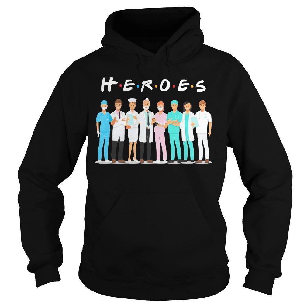 Doctor Heroes Hoodie