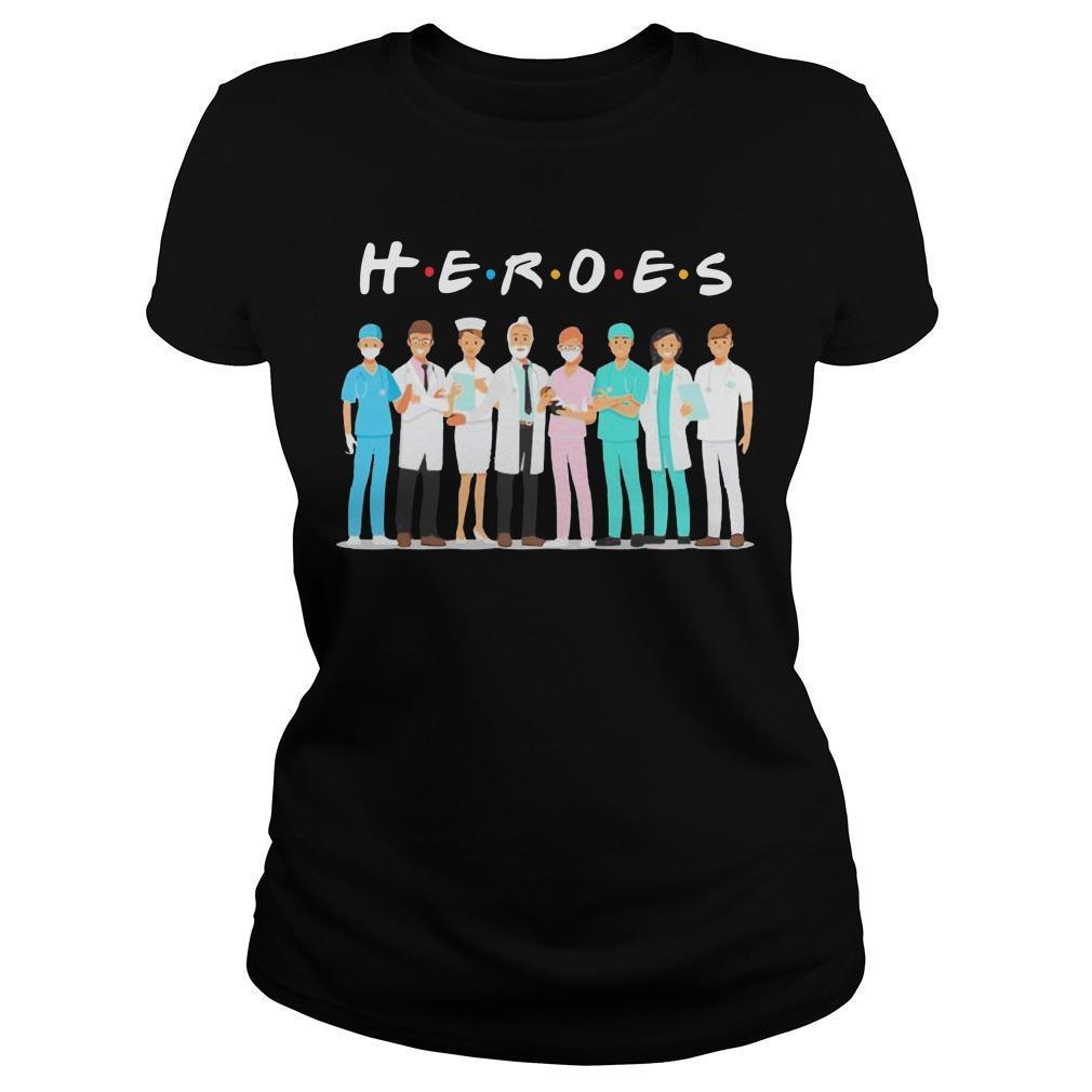 Doctor Heroes Longsleeve