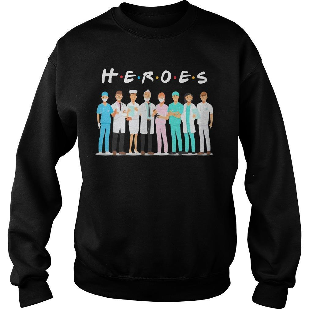Doctor Heroes Sweater
