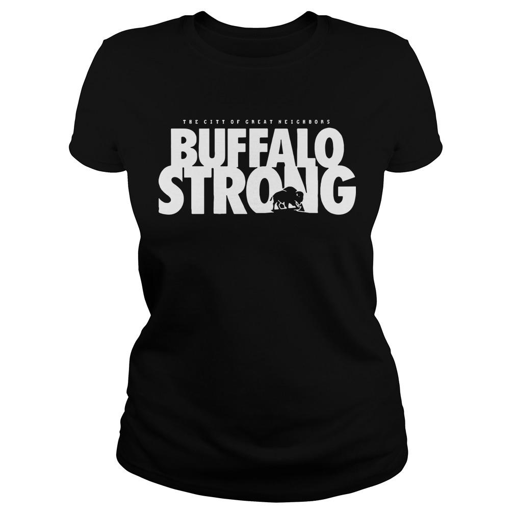 Feedmore WNY Buffalo Strong T Longsleeve